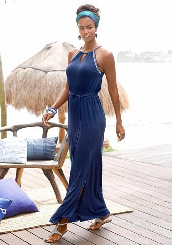 S.OLIVER RED LABEL Paplūdimio ilga suknelė