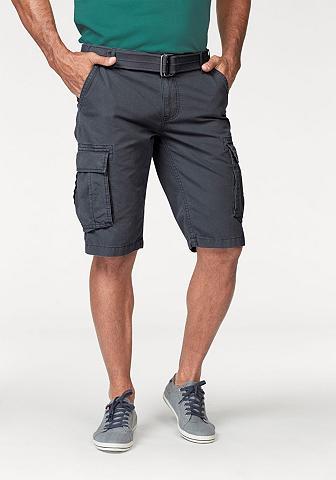 MAN'S WORLD Šortai-bermudai su kišenėmis (Rinkinys...