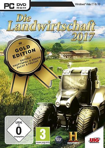 Die Landwirtschaft 2017 Gold Edition »...