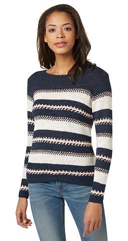 Megztinis »Pullover su lengvas Netz-St...