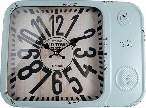 Sieninis laikrodis im retro stilius