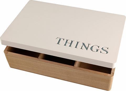 HOME AFFAIRE Dėžutė »Things«