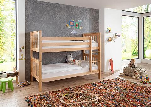 Dviaukštė lova Buche