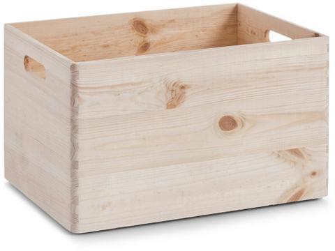 Dėžė mediena in du dydžiai lieferbar
