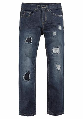 Regular-slim-fit-Jeans