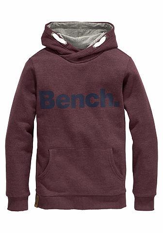 BENCH. Sportinis megztinis su gobtuvu