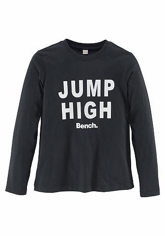 BENCH. Marškinėliai ilgomis rankovėmis »JUMP ...