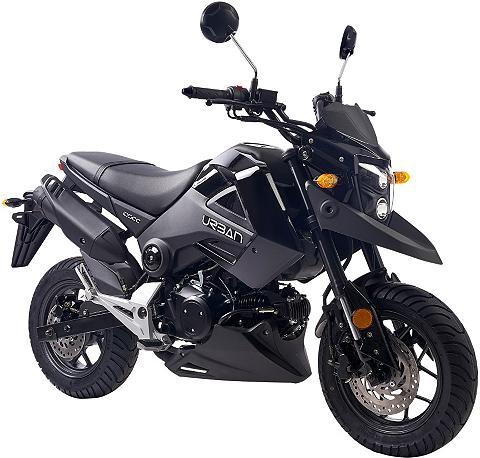 Motociklas 125 ccm 90 km/h »M3 125 EFI...