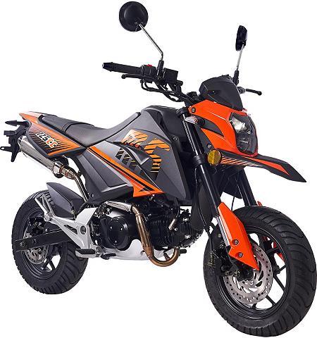 URBAN Motociklas 125 ccm 90 km/h »M5 125 EFI...