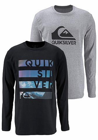 Quiksilver marškinėliai ilgomis rankov...
