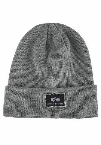ALPHA INDUSTRIES Kepurė »X-Fit Beanie«