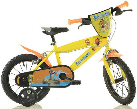 Vaikiškas dviratis 14 Zoll 1 Gang »Ice...