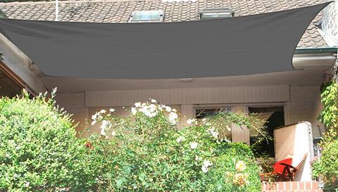 Tentas nuo saulės HDPE grau in 3 dydži...
