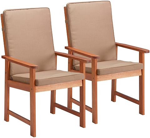 Poilsio kėdė »Vancouver« (2 vnt. rinki...