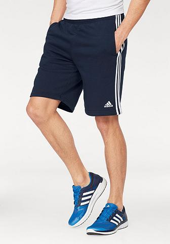ADIDAS PERFORMANCE Šortai »ESSENTIALS 3 STRIPES FRENCH TE...