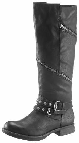 TOM TAILOR Kaubojiško stiliaus batai