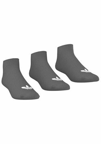 Basic Kojinės sportbačiams (3 poros)