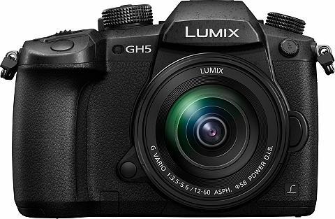 PANASONIC DM-GH5MEG-K Sisteminis fotoaparatas ir...