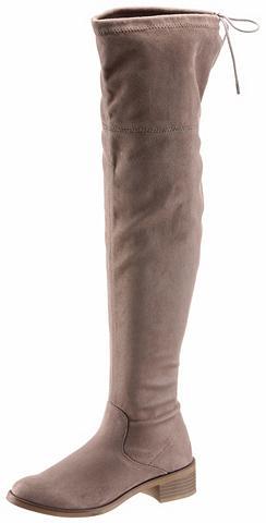 S.OLIVER RED LABEL Ilgaauliai batai virš kelių