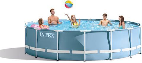 INTEX Pilnas baseino komplektas »PRISM Frame...