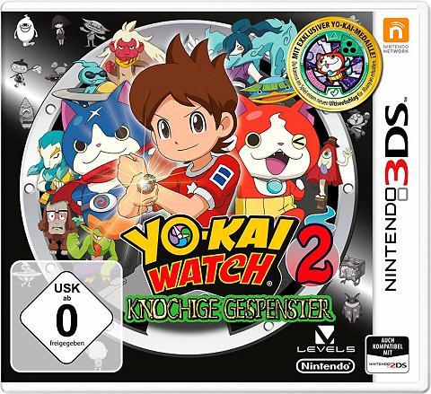 Yo-Kai Watch 2: Knochige Gespenster su...