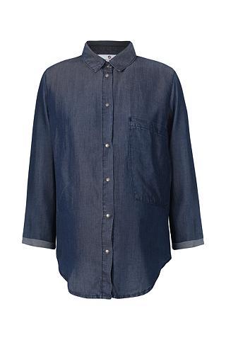 Džinsiniai marškinėliai dėl Schwangere...