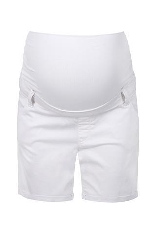 5 kišenės Šortai nėščiosioms 1