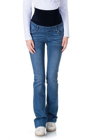 Umstands-Jeans »Alia Tiesaus kirpimo o...