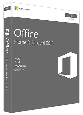 MICROSOFT Office-Paket »Office Home & Student 20...