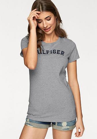 TOMMY HILFIGER Marškinėliai su Logodruck