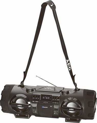 2.1 Soundbox su Radio Bluetooth & CD/M...