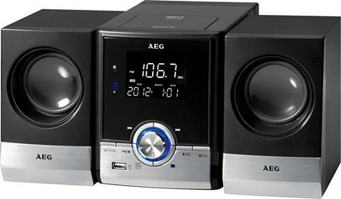 Bluetooth-Musik-Center su Radio ir CD/...