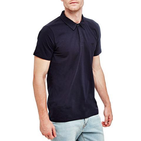 Polo marškinėliai iš tampri medvilnė