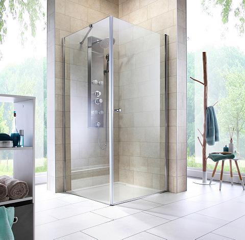 Kampinės dušo durys »Florenz« Duschkab...