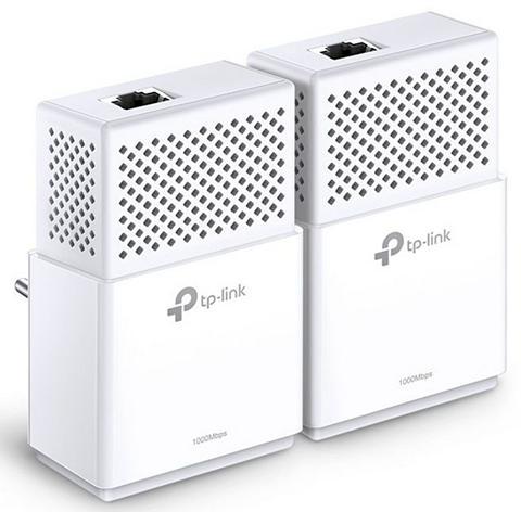 TP-LINK Powerline »TL-PA7010 KIT AV1000 Powerl...