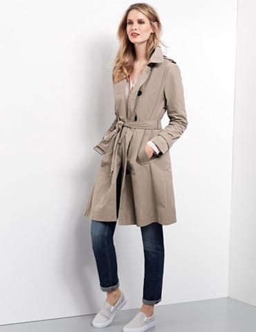 Paltas nicht Wolle »Trenchcoat«
