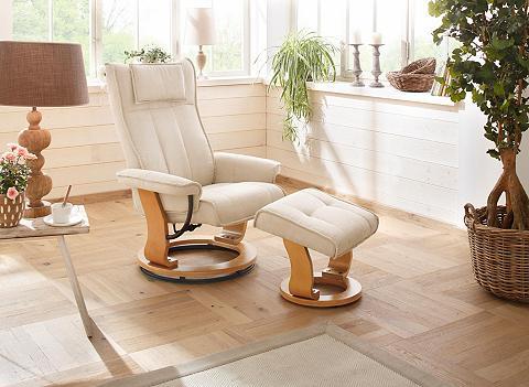 HOME AFFAIRE Atpalaiduojanti kėdė »Girona« su Drehf...