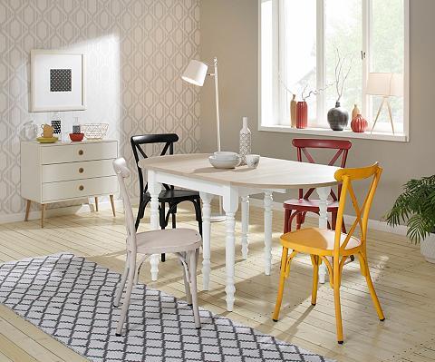 HOME AFFAIRE Kėdė »Lucie« im 2vnt. Pack iš Aliumini...