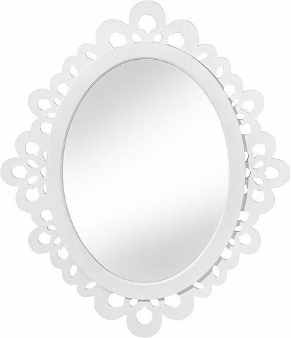 HOME AFFAIRE Ovalus veidrodis