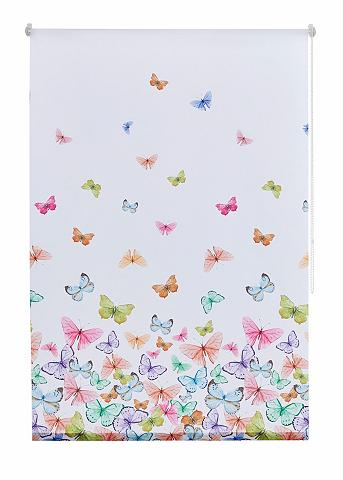 Ritininė užuolaida »Butterfly« Lichtsc...