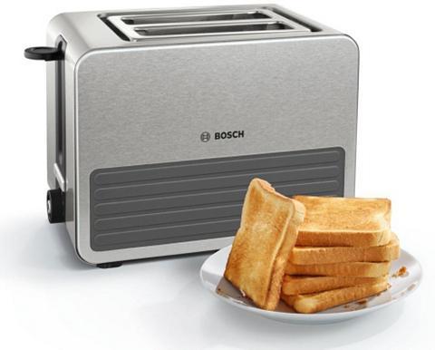 BOSCH Toaster TAT7S25 2 kurze Schlitze dėl 2...