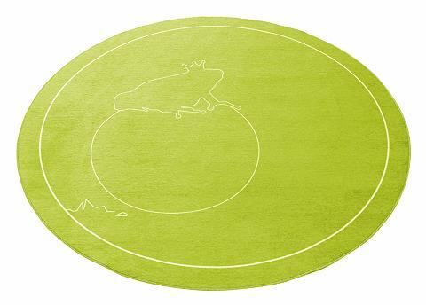 Vaikiškas kilimas ovali