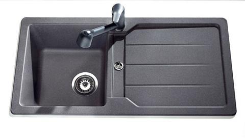 SCHOCK Kunststoffspüle »Domostonespüle Basic«...