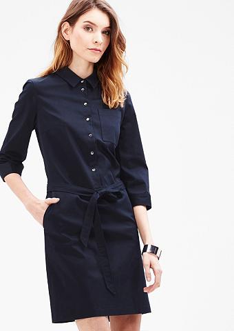 Stretchiges Suknelė-marškiniai