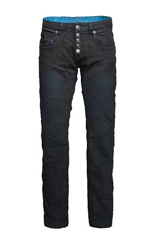 Džinsai su 5 kišenėmis »Jack 2041«