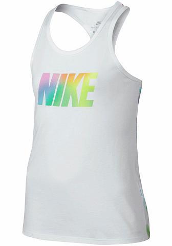 Nike Marškinėliai be rankovių »GIRL NS...