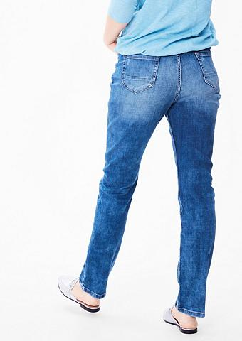 Curvy: Destroyed-&-Repaired-Jeans