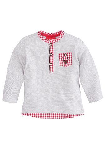 Marškinėliai Kinder su Ärmelpatches