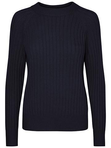 Hoch-Ausschnitt- Megztinis