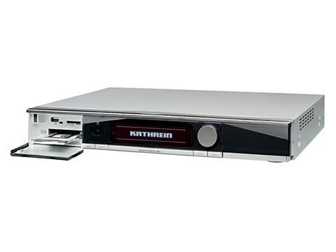UHD Sat-Receiver su 1000 GB Kietas dis...